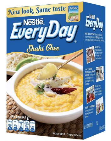 Nestle Everyday Shahi Ghee Best Ghee Brand In India