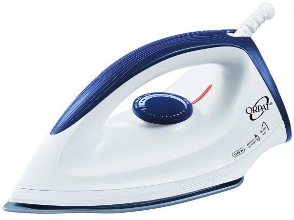 Orpat OEI 187 1200-Watt Dry Iron: Best Iron