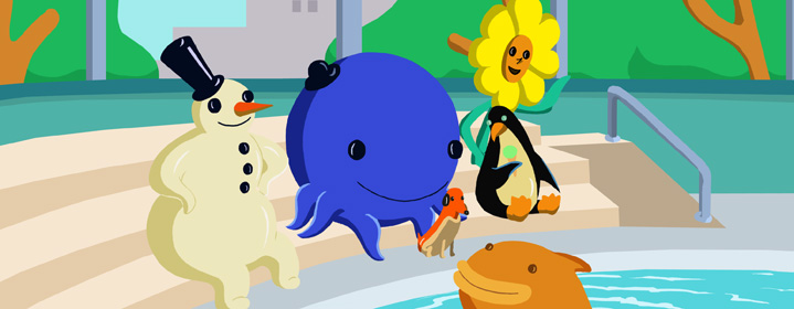 Oswald Best Cartoon Show
