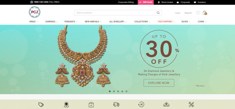 PCJ: Best brand for gold Jewellery