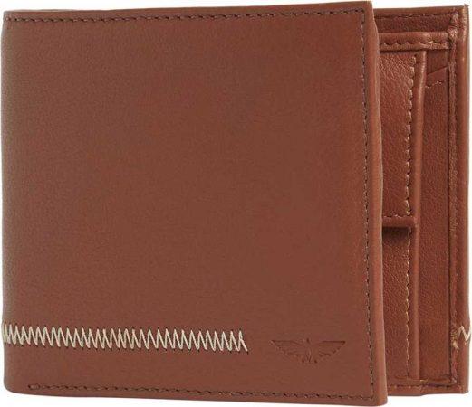 Park Avenue brown wallet Best Wallet Under INR 1500/-