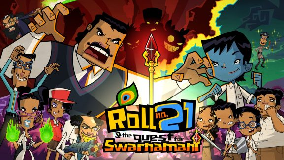 Roll No. 21 Best Cartoon Show