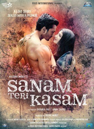 Sanam Teri Kasam (imdb- 7.3) Bollywood Love Story Movie