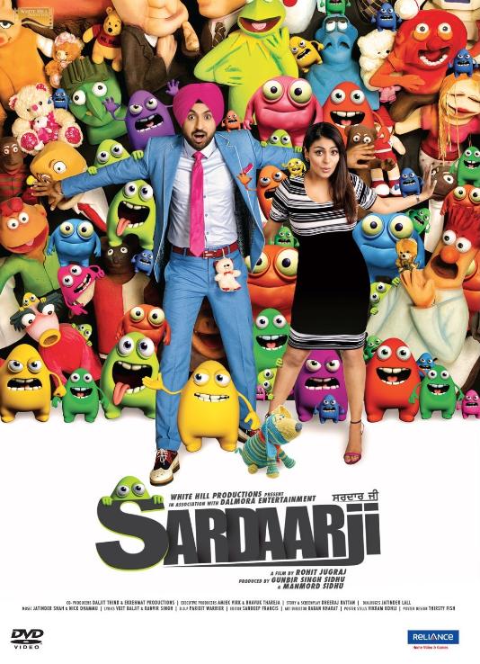 Sardaarji 2 (2016) Best Comedy Punjabi Movie