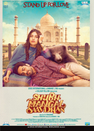 Shubh Mangal Savdhan (imdb- 6.9) Bollywood Romantic Movie