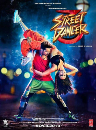 Street Dancer (imdb -3.5) Bollywood Romantic Movie