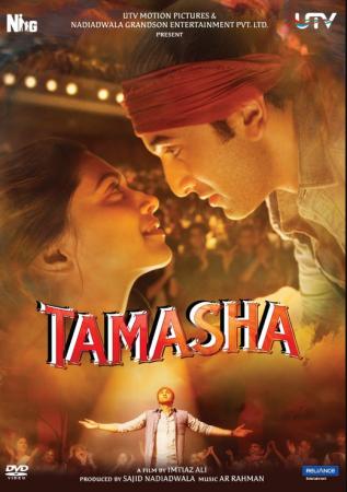 Tamasha (imdb- 7.3) Bollywood Romantic Movie