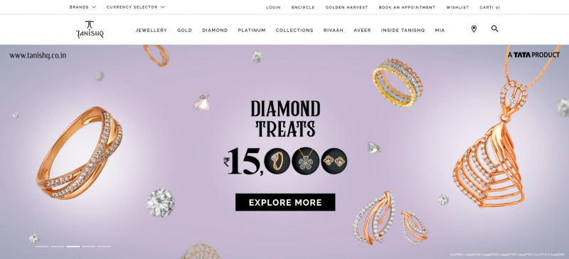 Tanishq: Jewellery Brand In India