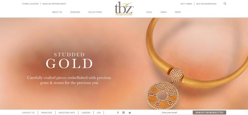 Tbz: Top Jewellery Brand In India