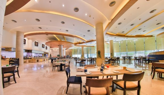 The Lalit Chandigarh Best Buffet in Chandigarh
