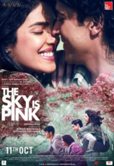 The Sky is Pink (imdb- 7.5) Bollywood Love Story Movie