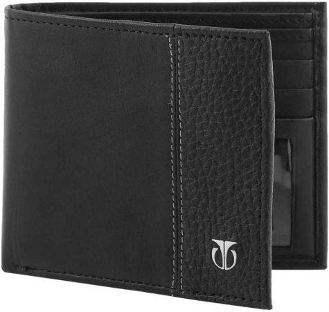 Titan casual black wallet Best Wallet Under INR 1500/-