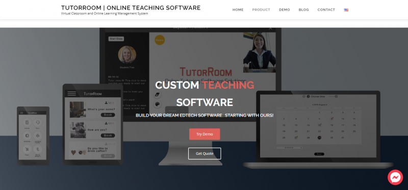 Tutor Room: Online Classes