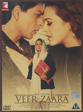Veer Zara (imdb-7.8) Bollywood Love Story Movie