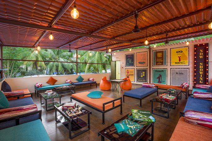 Zostel: hostel In mumbai