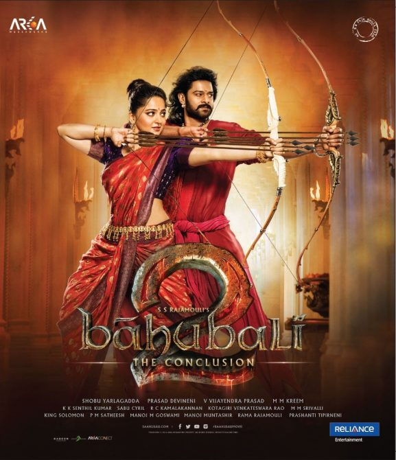 Bahubali 2 the conclusion: Best South Indian Movie