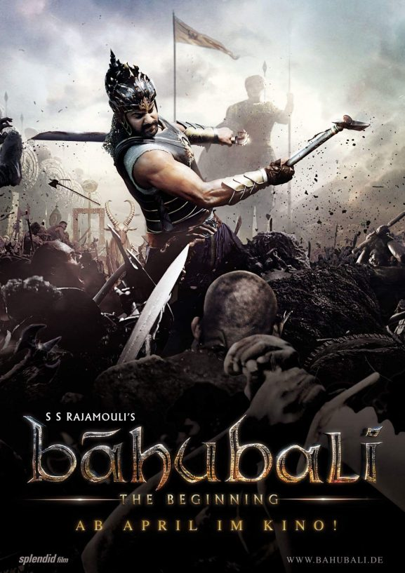 Baahubali The Beginning: Best South Indian Movie