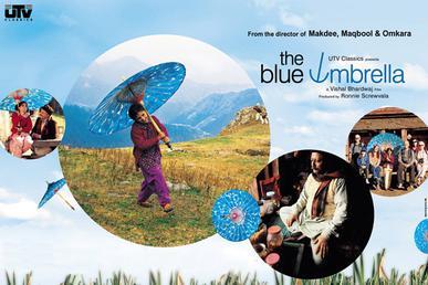 Blueumbrella- Underrated Bollywood Movie