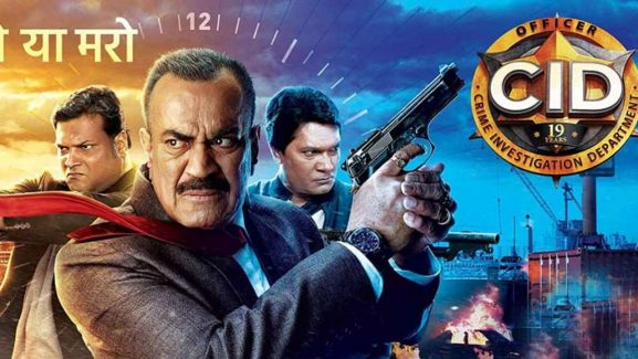 CID - most popular TV series