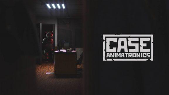 Case Animatronics: Best Horror Game