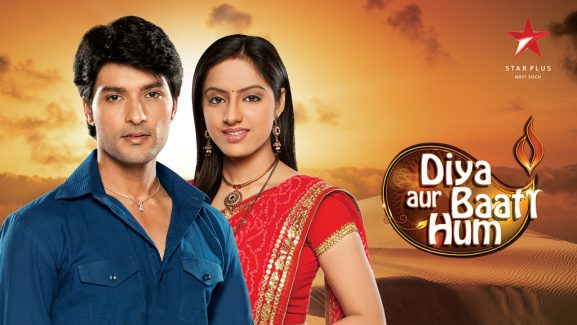 Diya Aur Bati Hum - most popular TV series