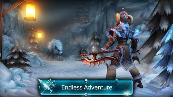 Eternium: Best Offline Game For Android