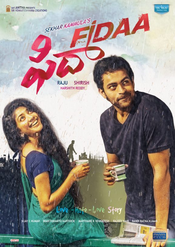 Fidaa: Best South Indian Movie