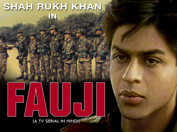 Fauji - most popular TV series