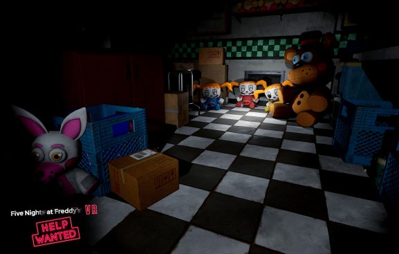 Five Night At Freddy's: Best Horror Game
