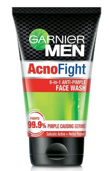 Garnier Acno Fight 6 in 1 Pimple Clearing Face Wash: Best Face Wash In India