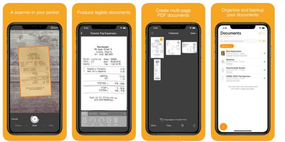 Genius Scan Best Scanner Apps For Documents