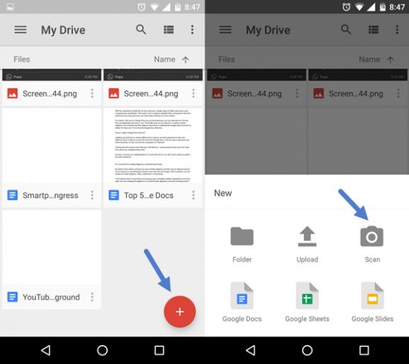 Google Drive Scanner Best Scanner Apps For Documents
