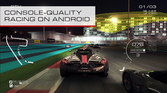 Grid Autosport: Best Offline Game For Android