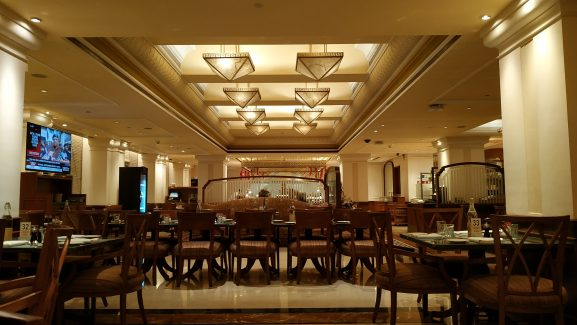 Hornby's Pavilion- ITC Grand Central Best Buffet In Mumbai