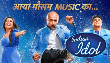 Indian Idol - most popular TV series