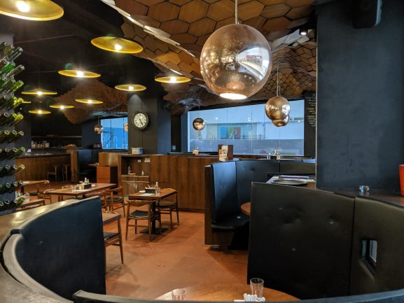 Indigo Delicatessen Best Buffet In Mumbai
