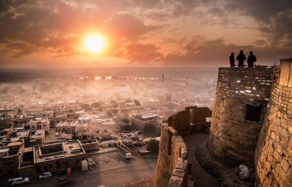 Jaisalmer Best Honeymoon Place In India