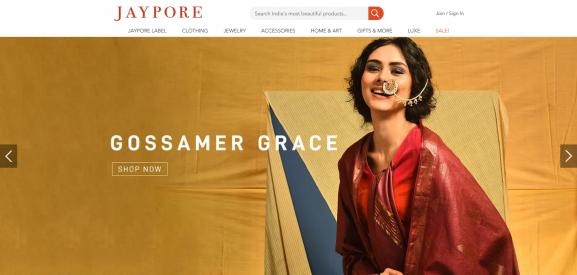 Jaypore: Online Site To Buy Kurtis