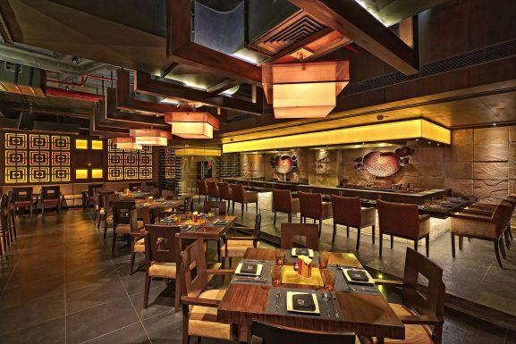 Kylin Restaurant: Best Restaurant For Couples In Delhi