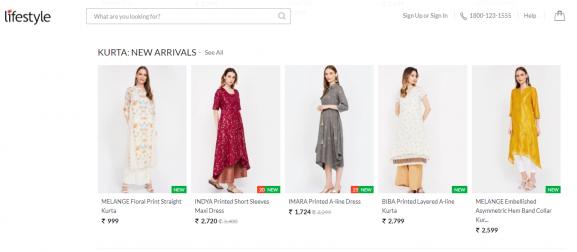 Lifestyle: Online Site To Buy Kurtis