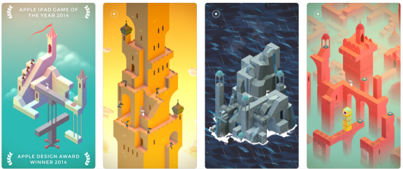 Monument Valley: Best Offline And Online Game
