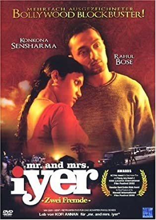 Mr. and Mrs. iyer- Underrated Bollywood Movie