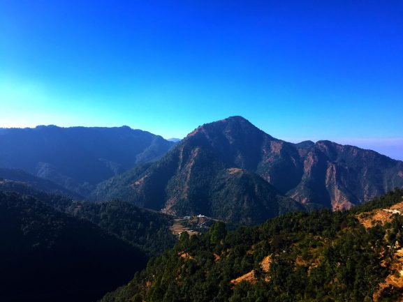 Mussoorie Best Honeymoon Place In India