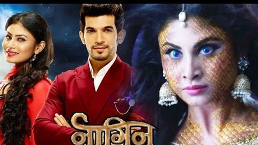 Naagin - most popular TV series