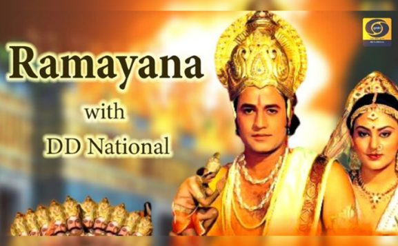 Ramayana - most popular TV series