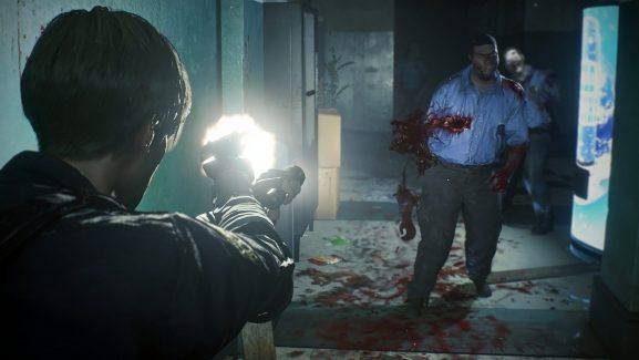 Resident Evil 2: Best Horror Game