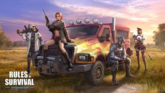 Rules of Survival: Best Alternative Battle Royale Games Of PUBG