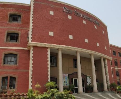Ryan International School Best school in Delhi
