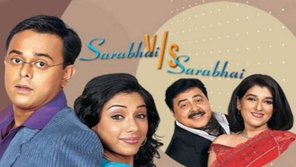 Sarabhai vs Sarabhai - most popular TV series