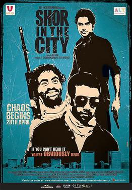 Shor In the City- Underrated Bollywood Movie